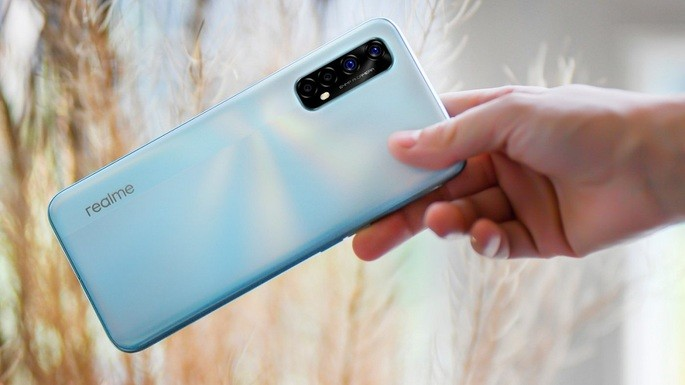 Realme talks about its new tops.  One will have a 160Hz screen