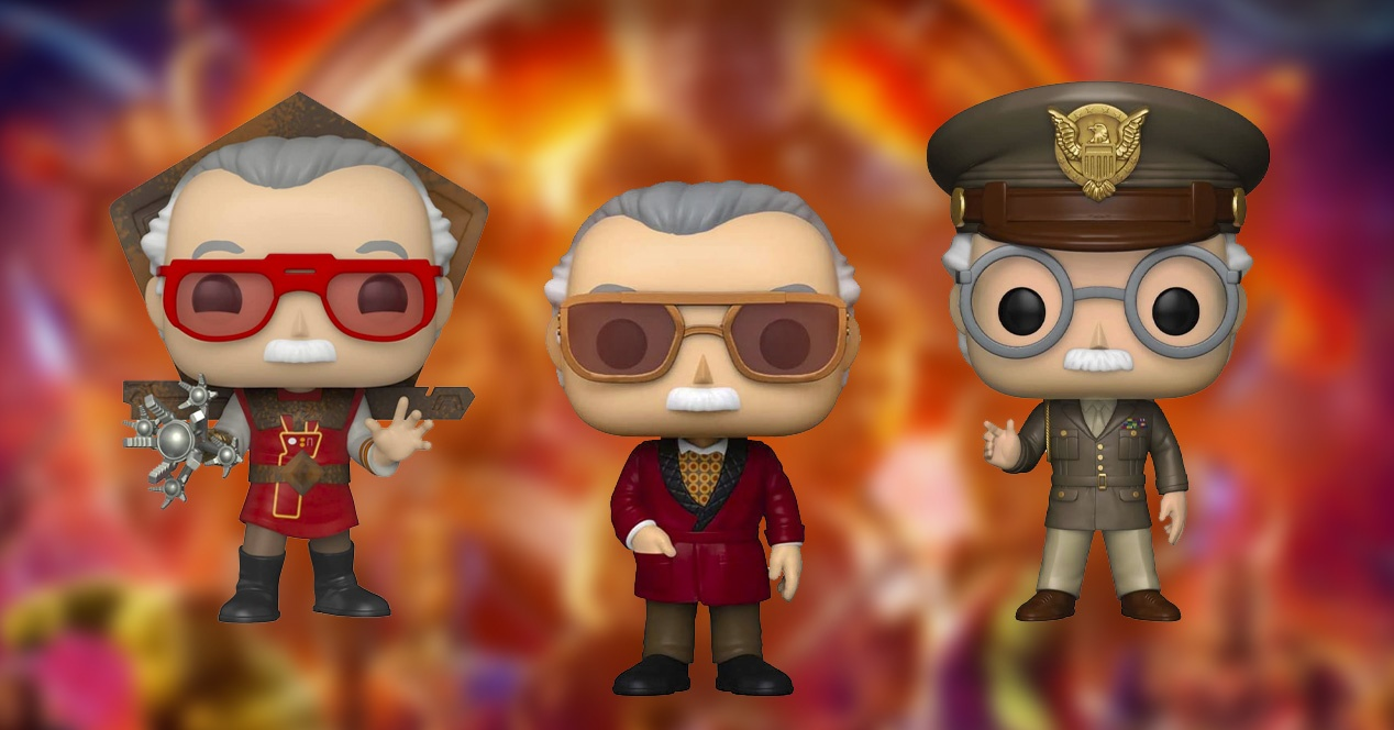 Stan Lee's Funkos (cameos included) that every fan should have