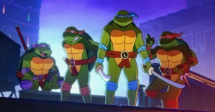 Straight to the potato: the Ninja Turtles video game is back
