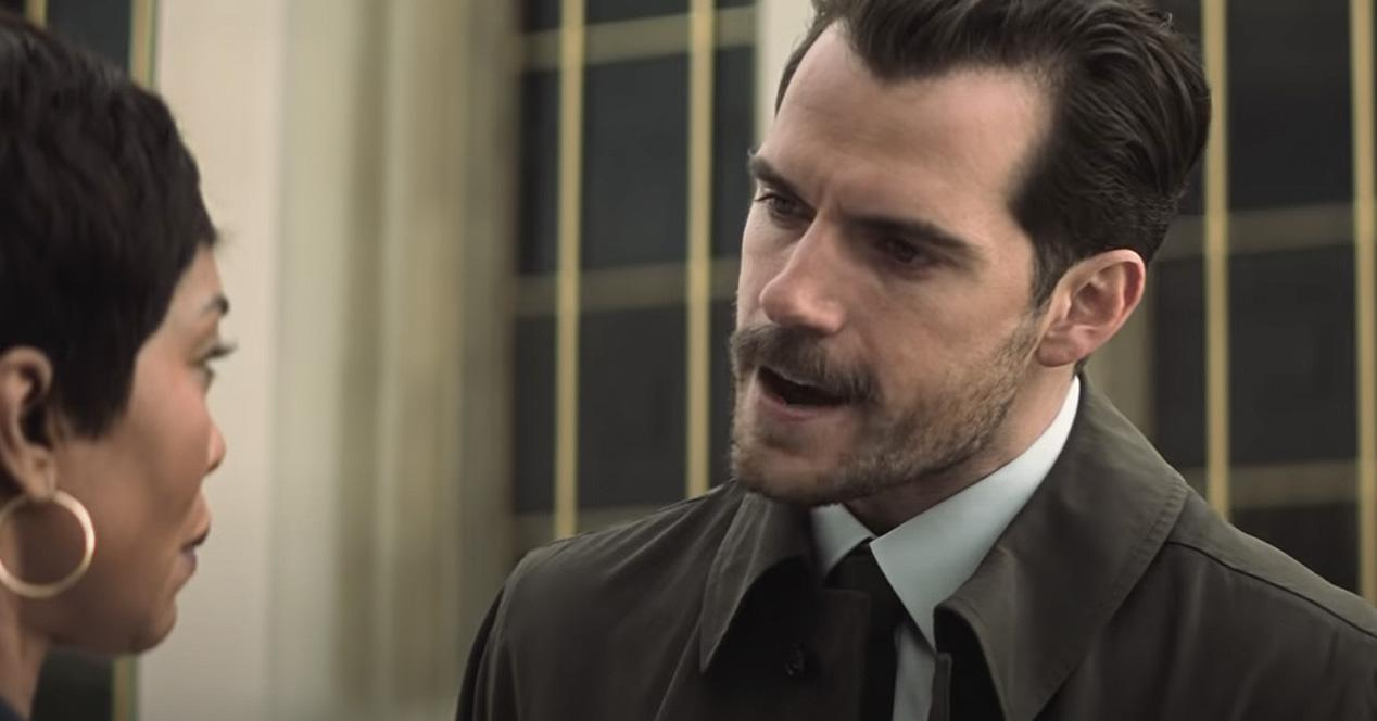 Henry Cavill - Mission Impossible Fallout