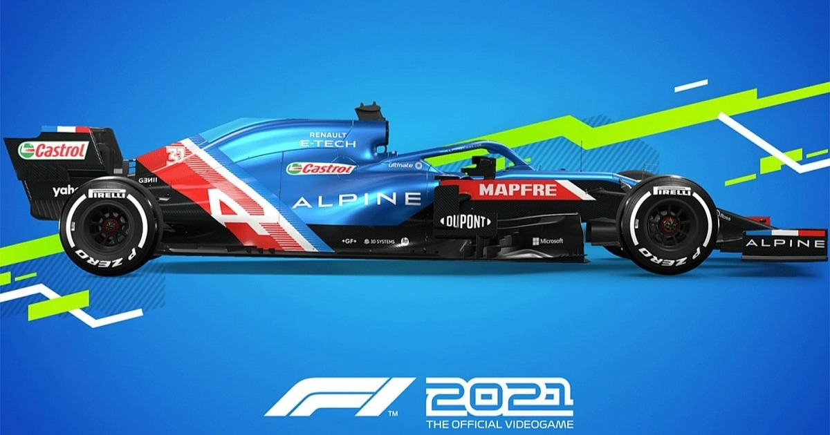 F1 2021 announced with great news and new Story Mode