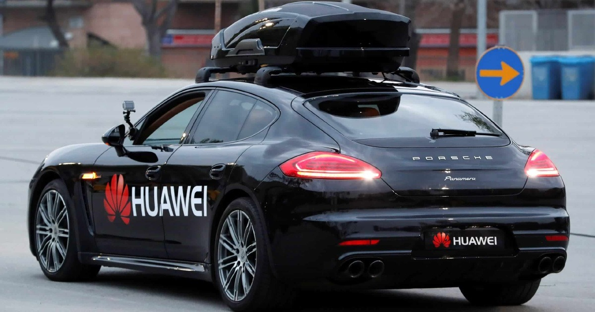 Huawei seduces the market with electric car with autonomy for 1000 km