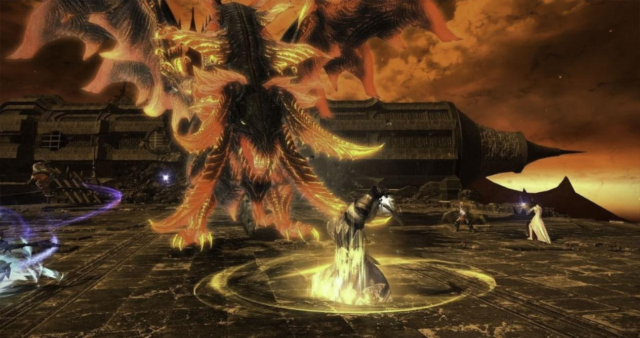 It's time to try Final Fantasy XIV on your PS5 and for free