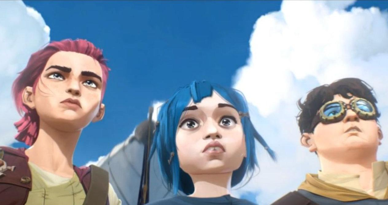 League of Legends animated series to premiere soon