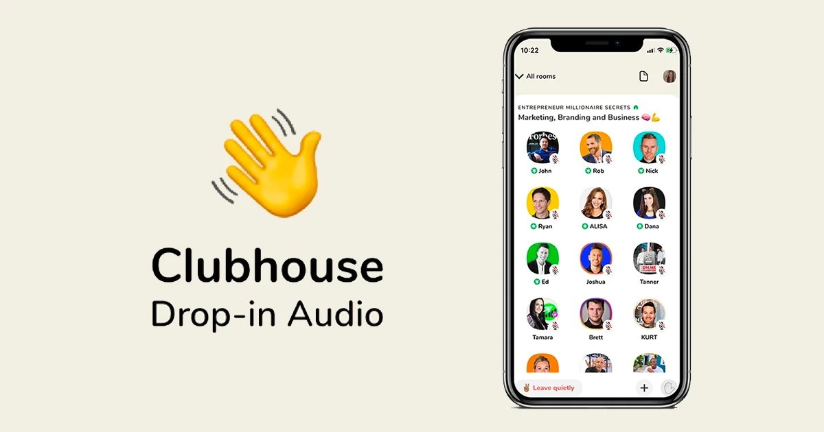 Clubhouse for Android?  App is (really) almost coming