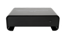 Front View of the T8 V TV box